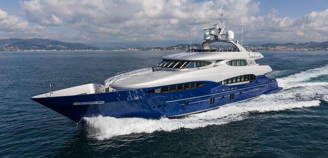 Vulcan Charter Yacht