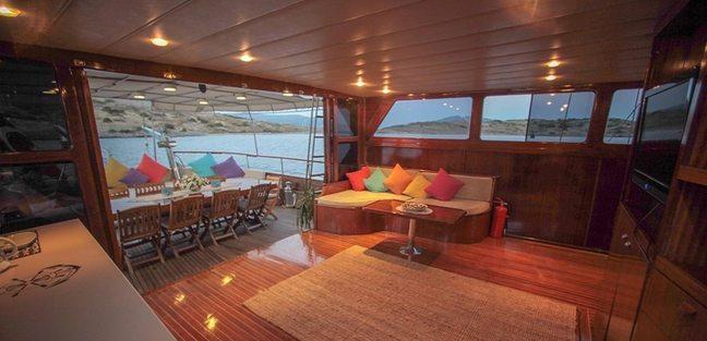 Golden Glory Charter Yacht - 6