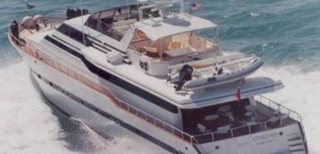 Cipango  Charter Yacht - 2