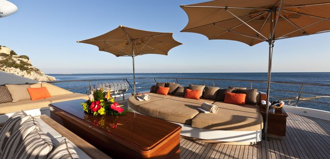 Were Dreams Charter Yacht - 2