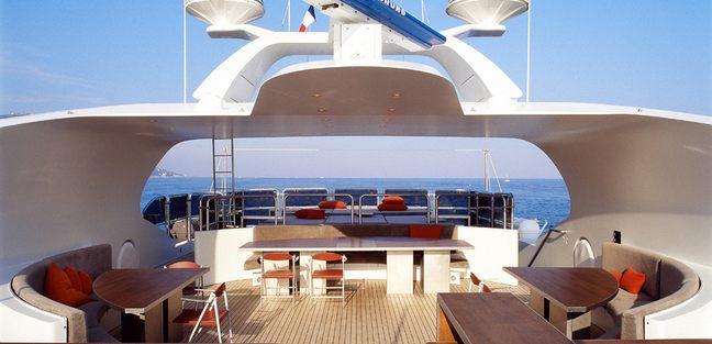 My Falcon Charter Yacht - 4