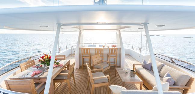The B&B Charter Yacht - 4