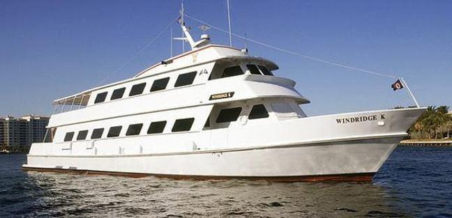 Windbridge K Charter Yacht