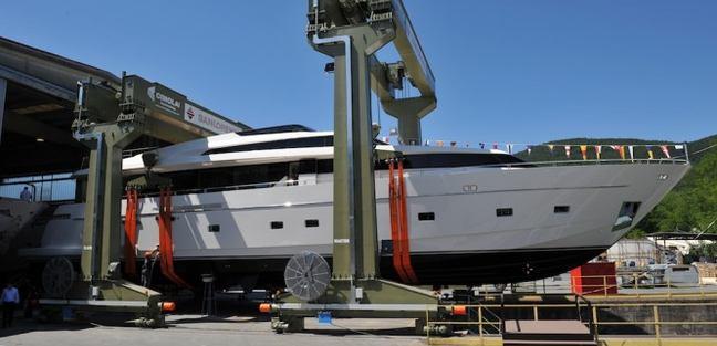 Rare Diamond Charter Yacht