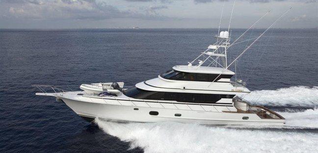 Grand Legacy Charter Yacht - 5