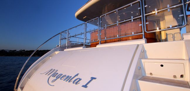 Magenta Charter Yacht - 6