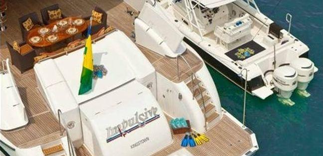 Impulsive Charter Yacht - 5