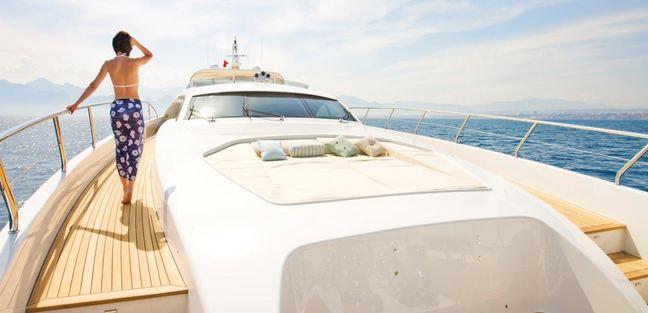 Sunkiss Charter Yacht - 2