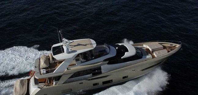 Ocram Dos Charter Yacht - 6
