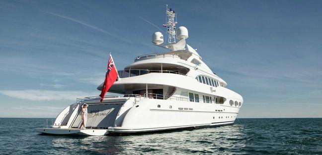 My Secret Charter Yacht - 5