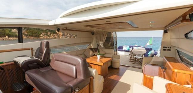 Aspire of London Charter Yacht - 8