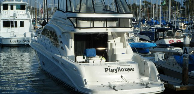 Playhouse Charter Yacht - 3