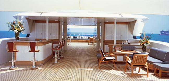 Zenobia Charter Yacht - 3