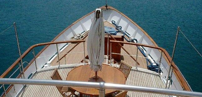 Maha Charter Yacht - 2
