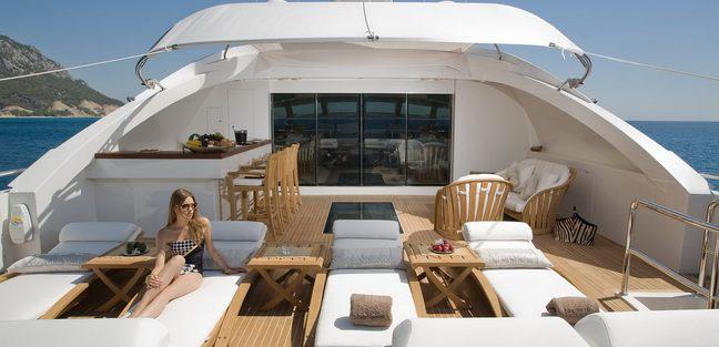 Namaste 8 Charter Yacht - 3
