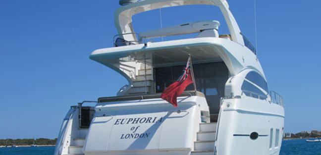 Euphoria of London Charter Yacht - 2