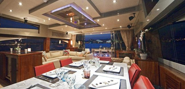 Starry Night Charter Yacht - 5