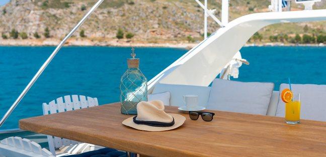 Alandini Charter Yacht - 8