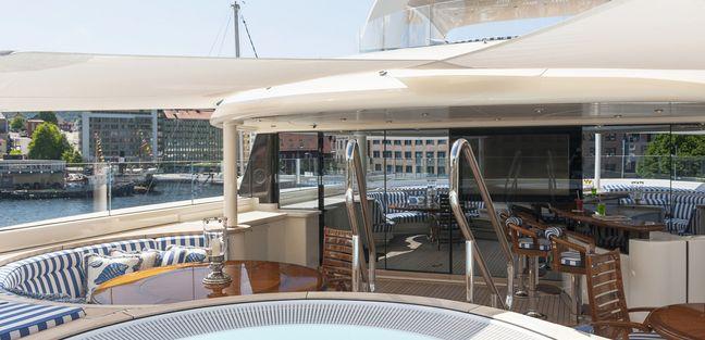 Lady Kathryn V Charter Yacht - 2