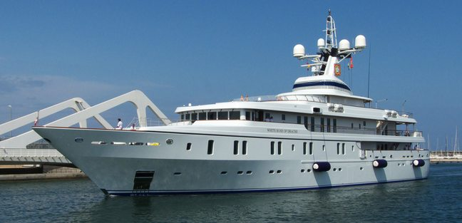 White Rose Of Drachs Charter Yacht - 2
