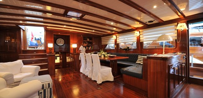Queen of Datca Charter Yacht - 6