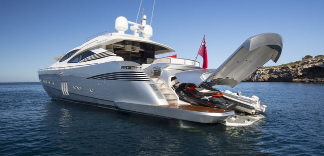 Tiger Lily of London Charter Yacht - 5