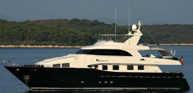 Lady Malak Charter Yacht