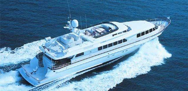 Watercolours Charter Yacht - 2