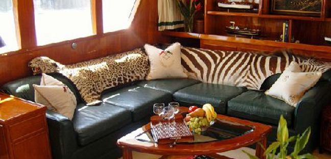 Le Club Tarpon Charter Yacht - 5