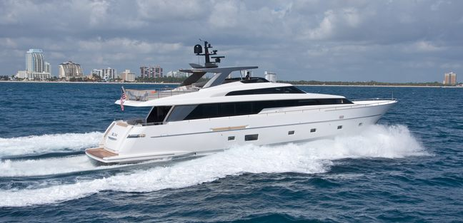 Again A Charter Yacht - 3