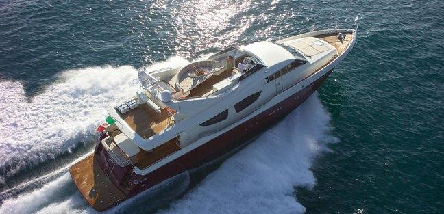 Technema 85 Charter Yacht - 4