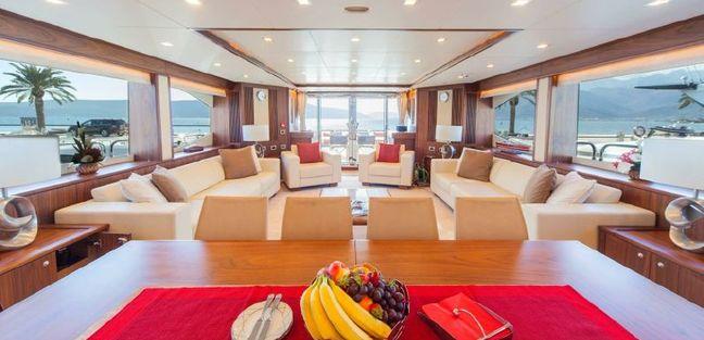 Aleksandria England Charter Yacht - 6