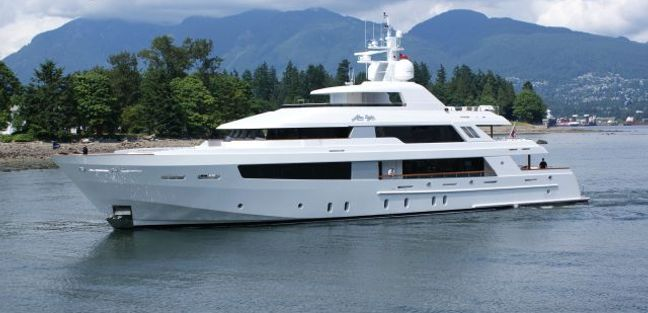 After Eight Charter Yacht