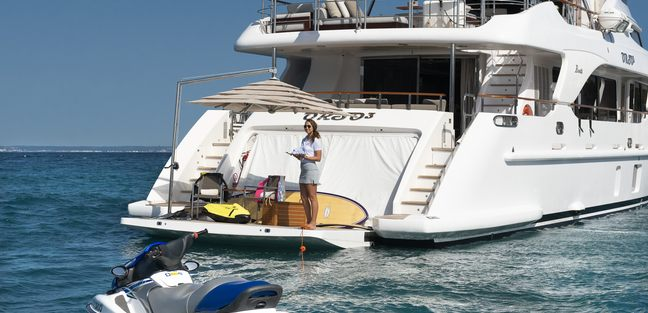 Orso 3 Charter Yacht - 5