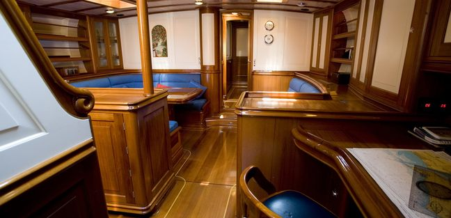 Copihue Charter Yacht - 7