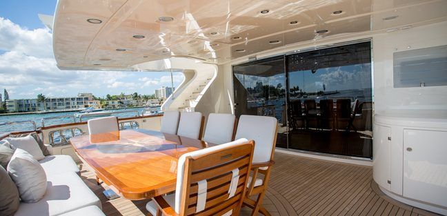 Happy Hour Charter Yacht - 5