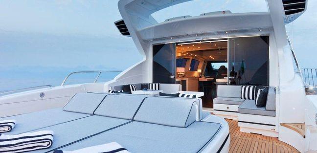 92' Mangusta Charter Yacht - 2