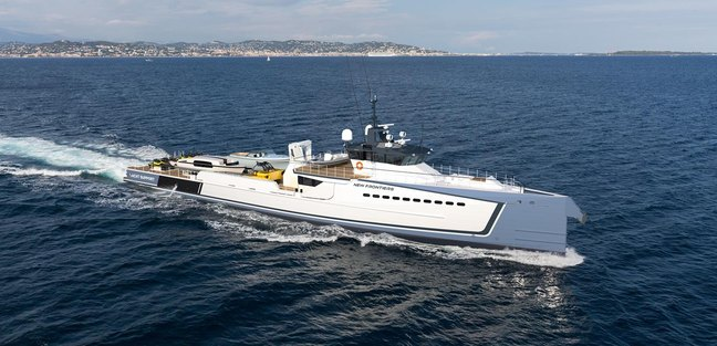 Shadow Charter Yacht - 2