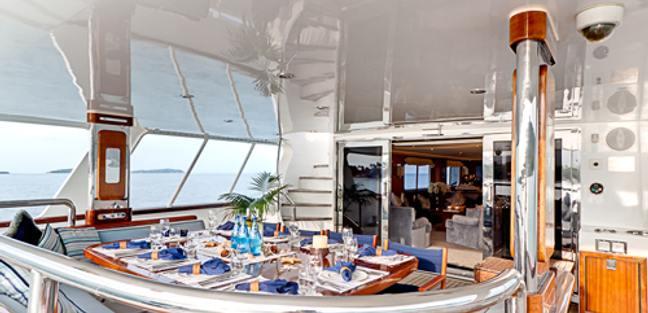 Ligaya Charter Yacht - 3