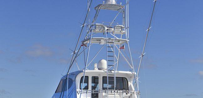 Fan Tail Charter Yacht - 5