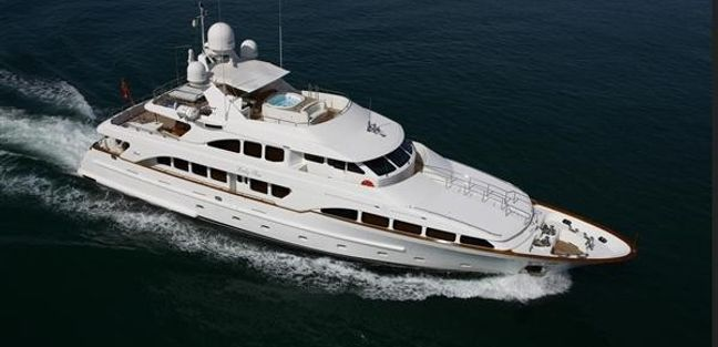Dream On II Charter Yacht