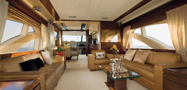 Own the Night Charter Yacht - 5