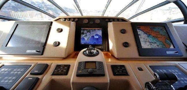 Baia 100 Charter Yacht - 7