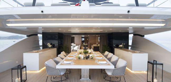 Seven Sins Charter Yacht - 2
