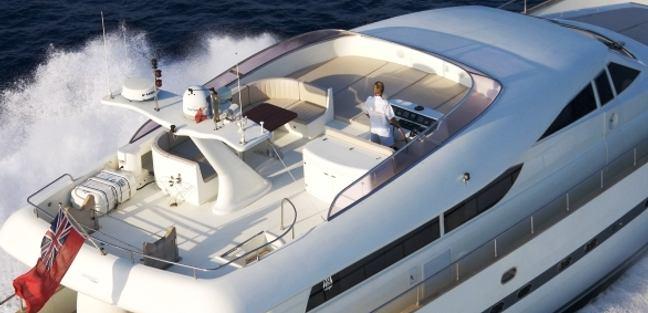 Laysh La Charter Yacht - 4
