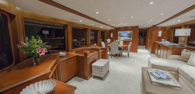 Checkers Charter Yacht - 4