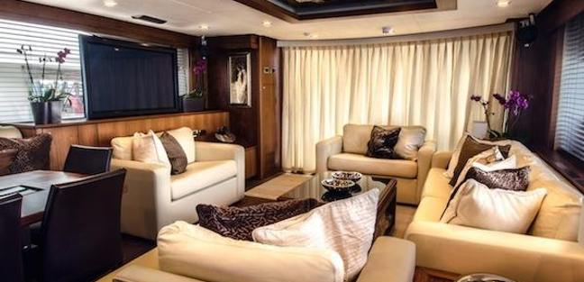 Adeona Charter Yacht - 4