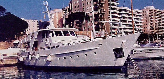 Greek Tycoon V Charter Yacht
