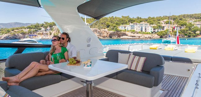 Cento by Excalibur Charter Yacht - 4