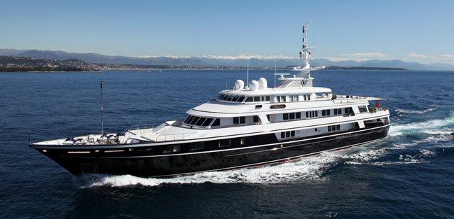 Virginian Charter Yacht